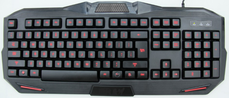 Luminous gaming keyboard BK019