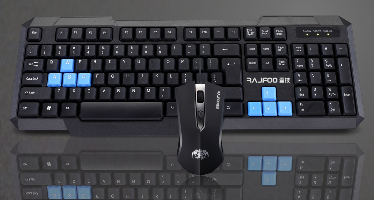 keyboard and mouse set KM061