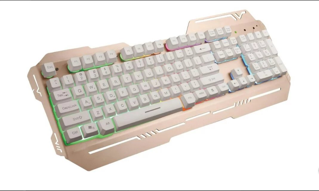Metal Keyboard BK071