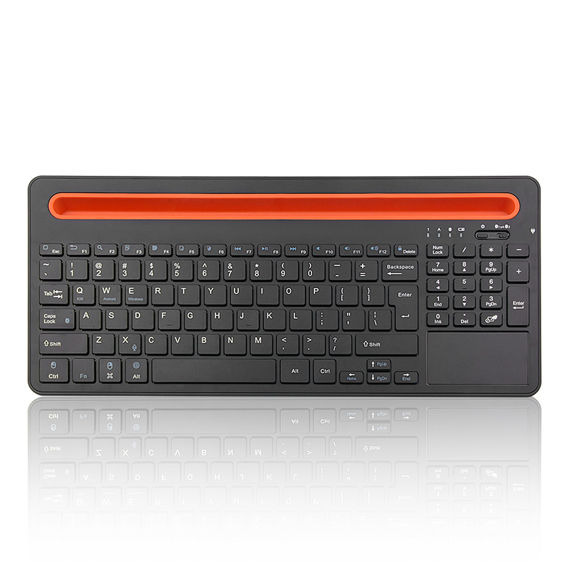 Touch the Bluetooth keyboard BK088